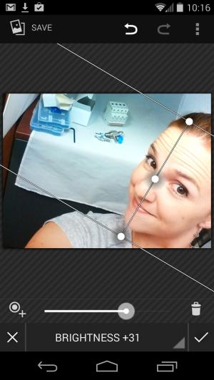phone photo editing